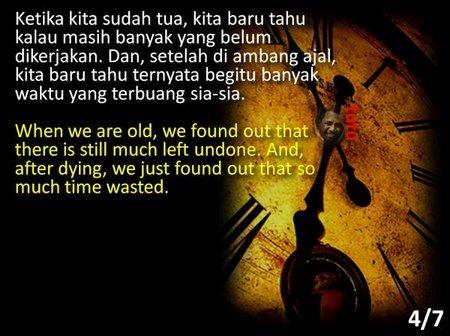Waktu dan usia