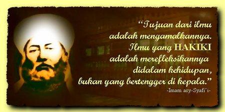 IMAM ASY-SYAFI'I