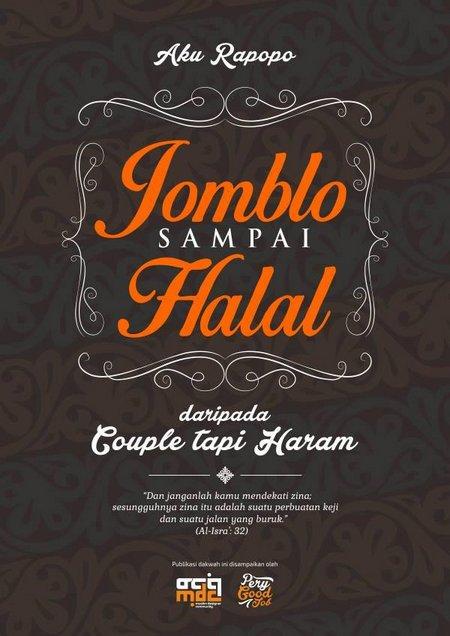 Jomblo sampai halal