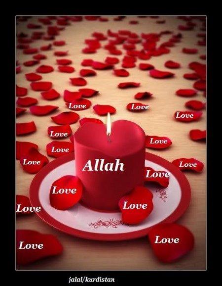 love allah 3