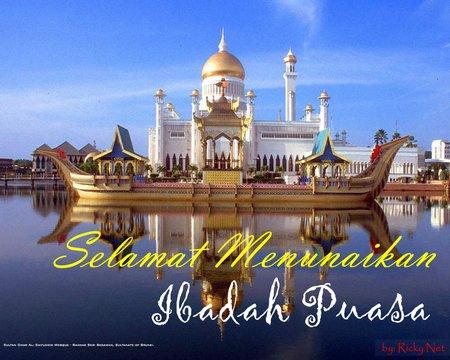 Marhaban-Ya-Ramadhan Met puasa
