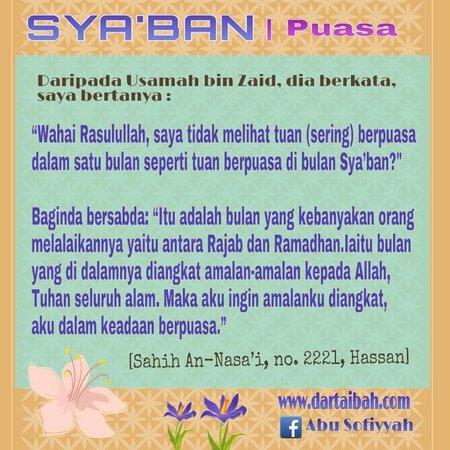 Puasa Syahban