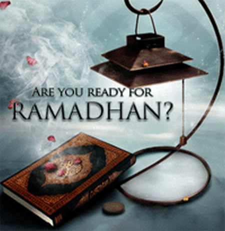 Ramadhan are ready