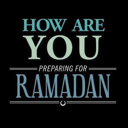 Ramadhan how are u
