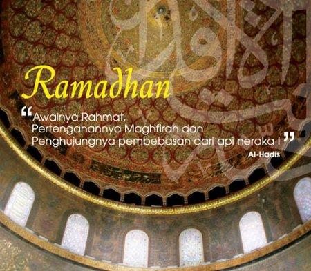 Ramadhan rahmat