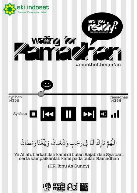 Ramadhan waiting
