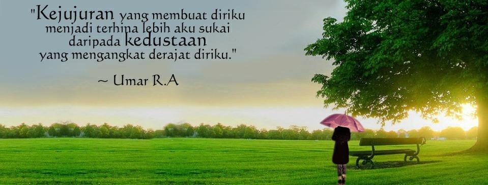 kejujuran Umar RA