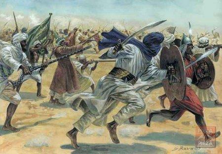 Perang muslim