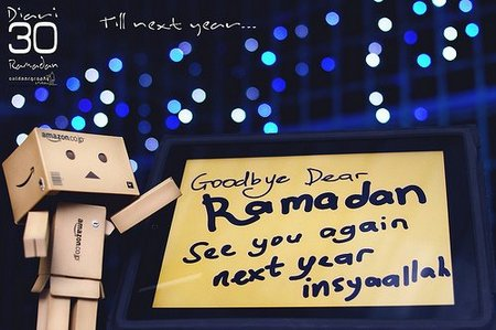 Ramadhan Good bye