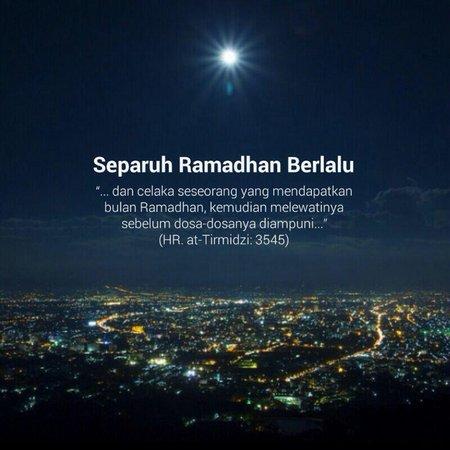 Ramadhan jangan disia 2kan