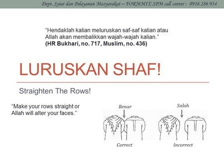 Shaf lurus