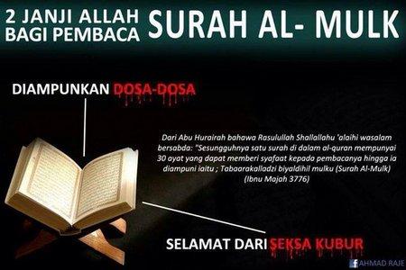 Surah Al Muluk