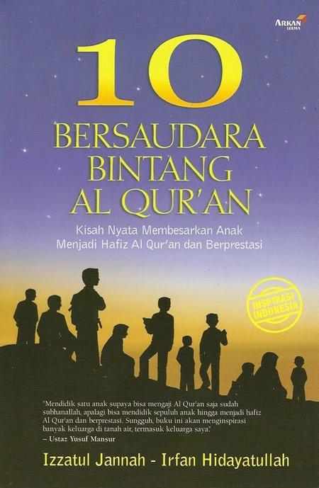 10 Bersaudara Bintang Al-Qur'an buku