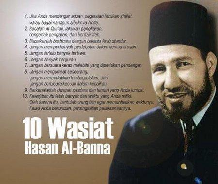 10 wasiat