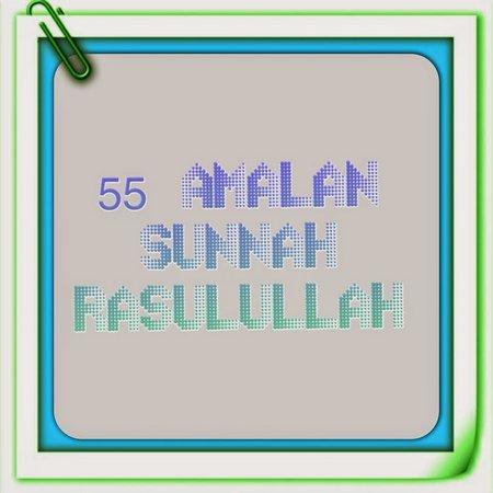 55 sunnah rosul