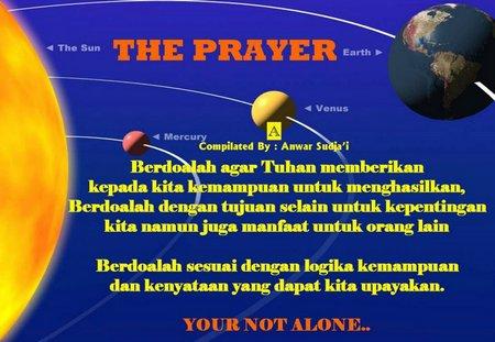 Berdoa lah