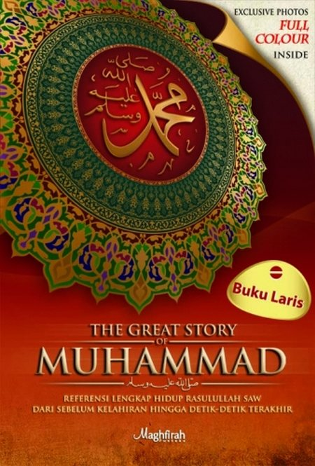 Buku great story muhammad