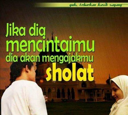 Cinta dan sholat
