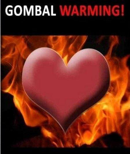 Gombal warming hati