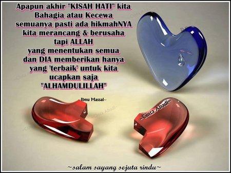 Hati Patah ( allhamdullilah )