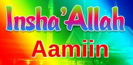 Insha ' Allah