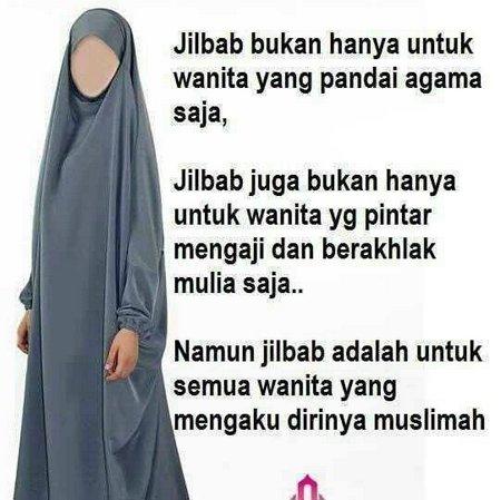 Jilbab untuk wanita islam