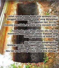 Cara Menguburkan Mayat/ Jenazah by: @MudaBerdakwah   Blognyafitri ...