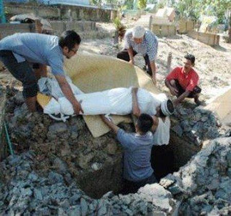 Cara Menguburkan Mayat/ Jenazah by: @MudaBerdakwah | Blognyafitri ...