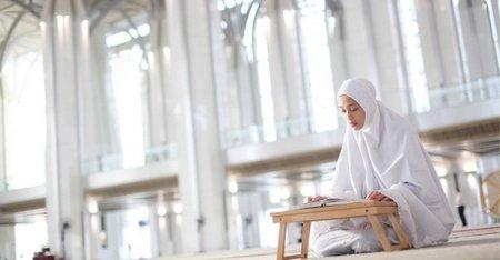 Muslimah itikaf