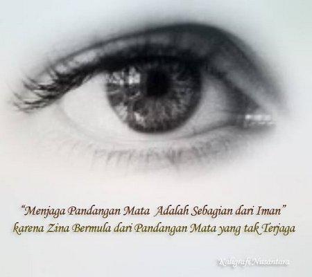 Pandangan mata zina