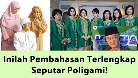 Poligami terlengkap