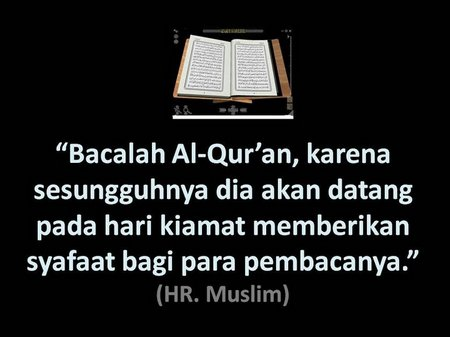 Quran di baca