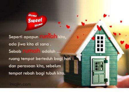 Rumah home sweet home