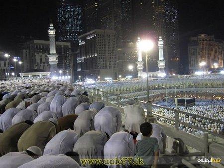 shalat tarawih - mekkah (7)