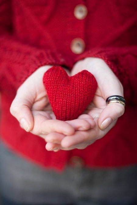 Tangan hati besar