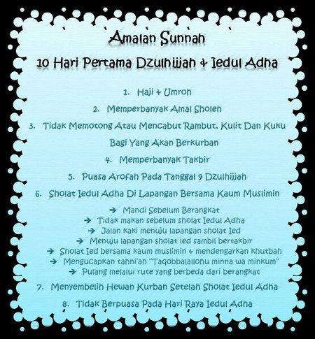 amalan-sunnah-dzulhijjah-idul-adha