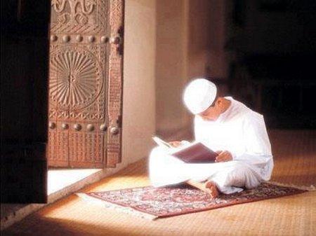 Baca quran cowo 1