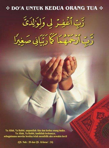 Doa untuk ortu 4