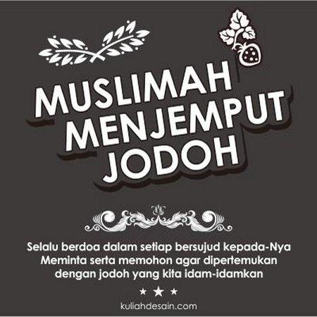 Muslimah-Menjemput-Jodoh