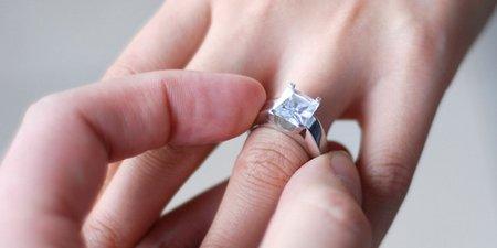 Proposal pasang cincin