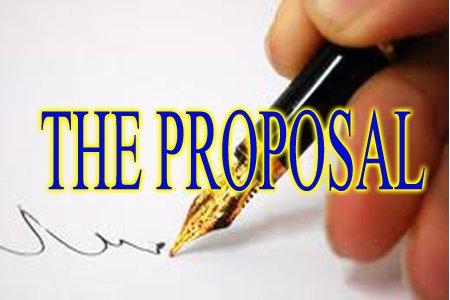 Proposal pulpen