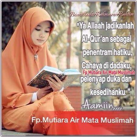 Quran penenang hati