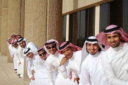 Santri arab