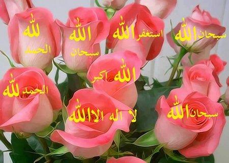 Subhanaloh ,alhamdulilah , alloh huakbar lailahaileloh