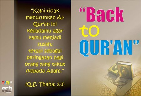 Back to Quran