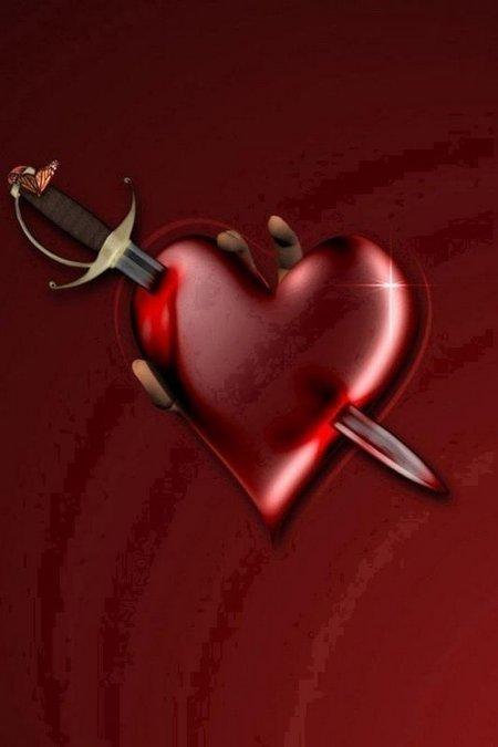 Hati dan pedang