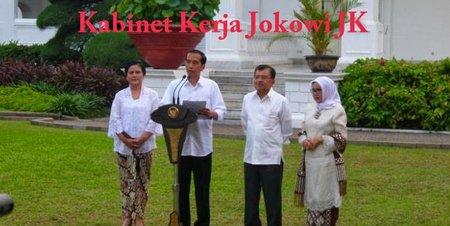 Kabinet Kerja Jokowi JK
