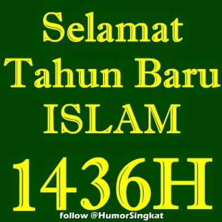 SELAMAT TAHUN BARU ISLAM 2