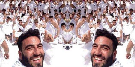 Selfie jemaah haji