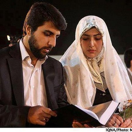 Suami ngaji ama istri